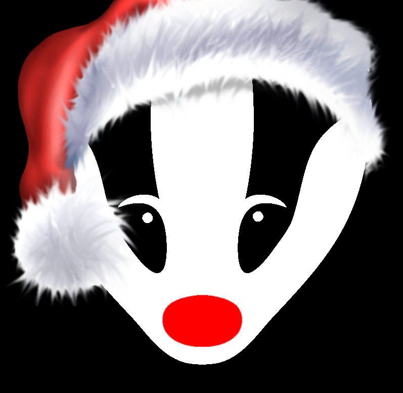 Happy Badger Christmas